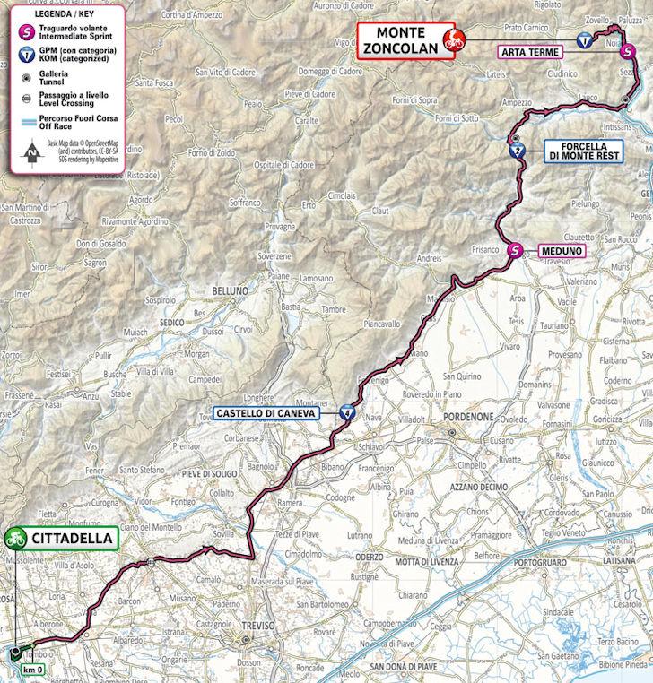 Giro 2021 Etappe 20