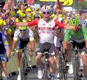 Sportpools Favorieten gele trui Tour de France 2019