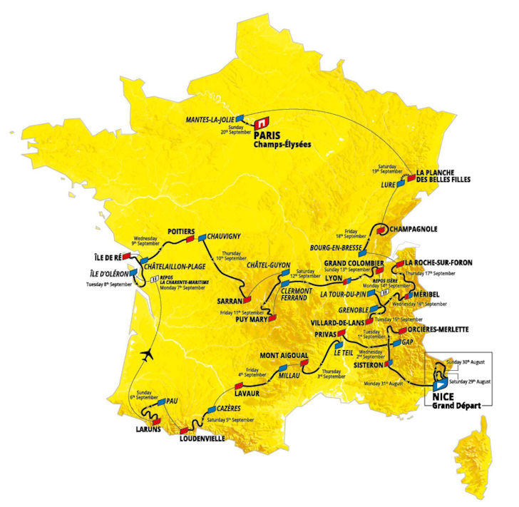 Tour de France 2020 | NOS
